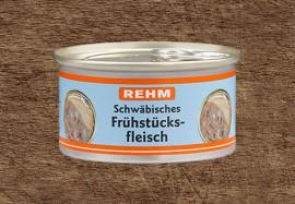 Schwäbisches Frühstücksfleisch