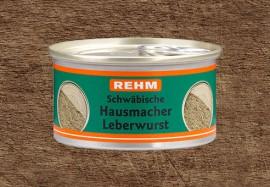 Schwäbische Hausmacher Leberwurst