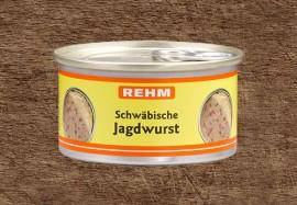 Schwäbische Jagdwurst