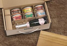 Schwäbische Vesperbox für Mädels ohne Taschenhaken